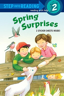 Spring Surprises By Hays, Anna Jane/ Wittwer, Hala Swearingen (ILT)