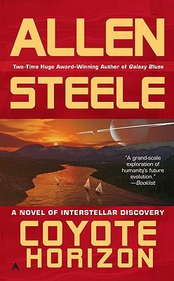 Coyote Horizon By Steele, Allen M.